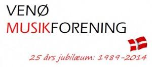 Venø Musikforening 25 års jubilæum