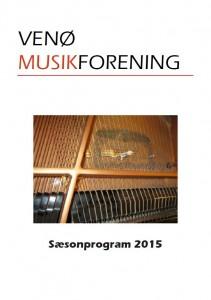 Sæsonprogram 2015