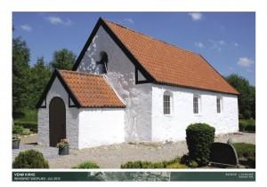 Præsentationsmappe af renovering af Venø Kirke