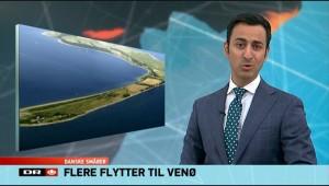 TV-avisen: Flere flytter til Venø