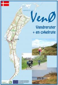 Vandreruter + en cykelrute