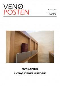 Nyt kapitel i Venø Kirkes historie