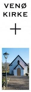 Brochure om Venø Kirke