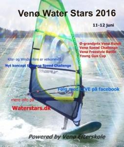Venø Water Stars 2016